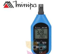 Termohigrometro Digital Compacto - Minipa - MTH-1300