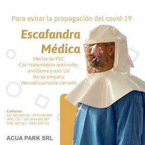 Escafandra Medico