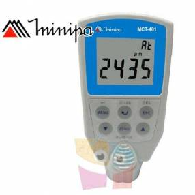 Medidor de Espesor de Capa - Minipa - MCT-401
