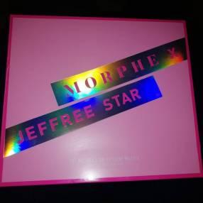 Paleta Morphe X Jeffree Star