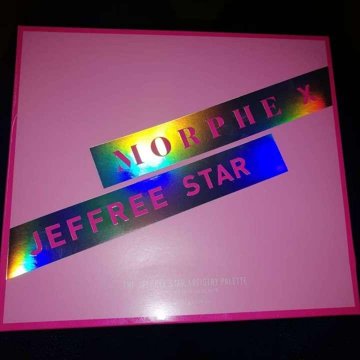 Paleta Morphe X Jeffree Star - 0
