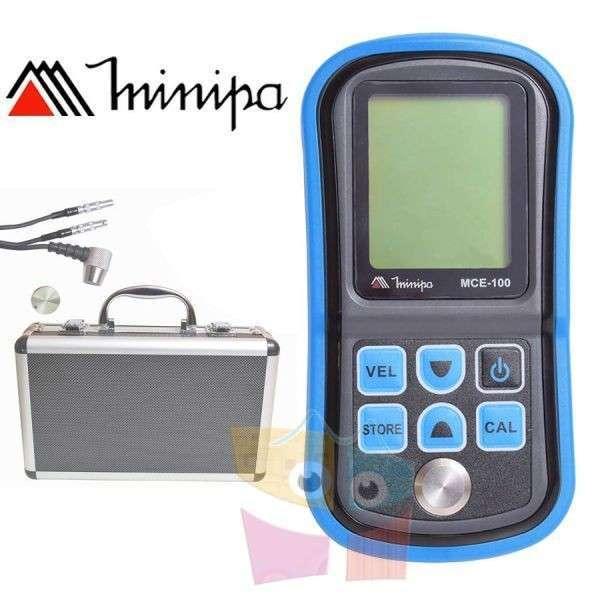 Medidor de Espesor Ultrasonico - Minipa - MCE-100 - 0