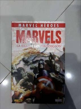Cómic Marvel Heroes original