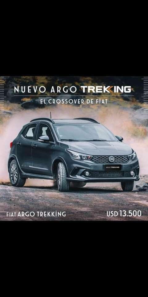 Fiat ARGO TREKKING - 4