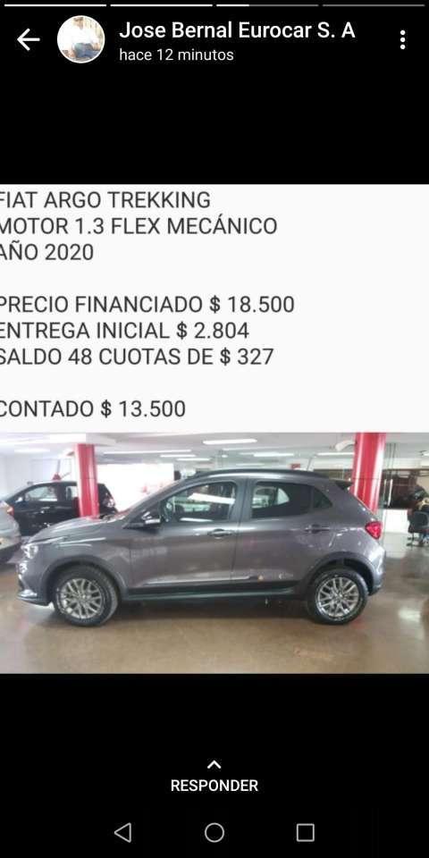 Fiat ARGO TREKKING - 7