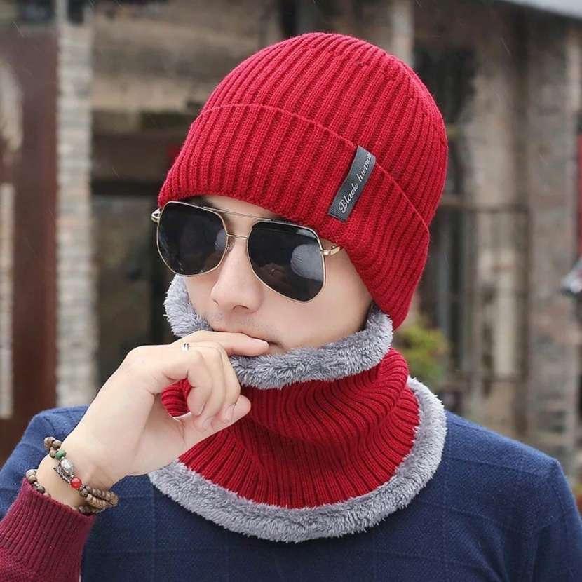Gorra de lana - 0