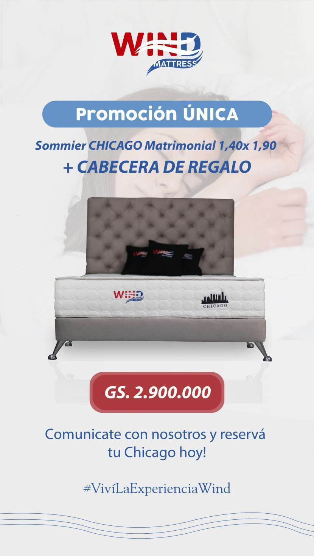 Sommier Chicago - 0