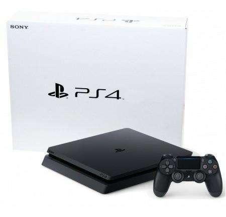 PS4 Slim 1TB - 0