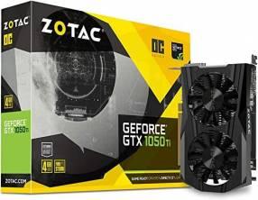 VGA ZOTAC GTX1050 TI 4GB/GDDR5/128 bits 1303/1417