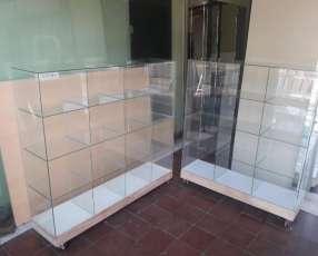 Modular de vidrio
