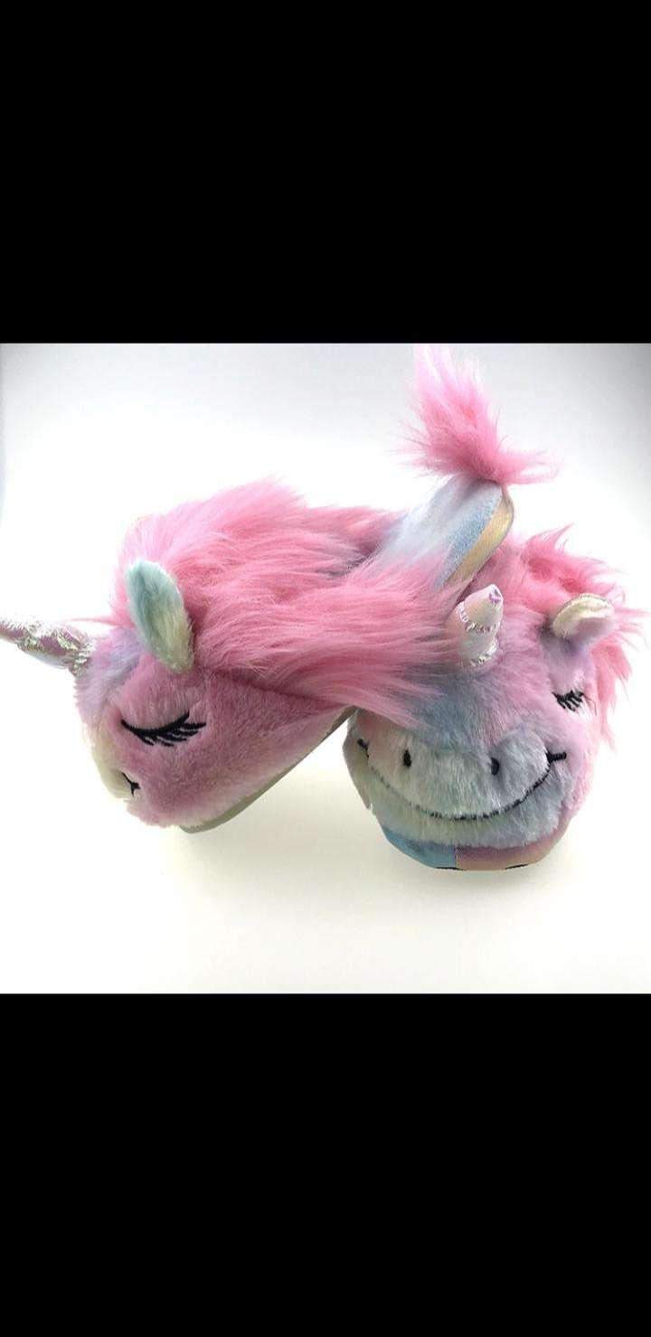 Pantunfla unicornio para damas #34/8 - 0