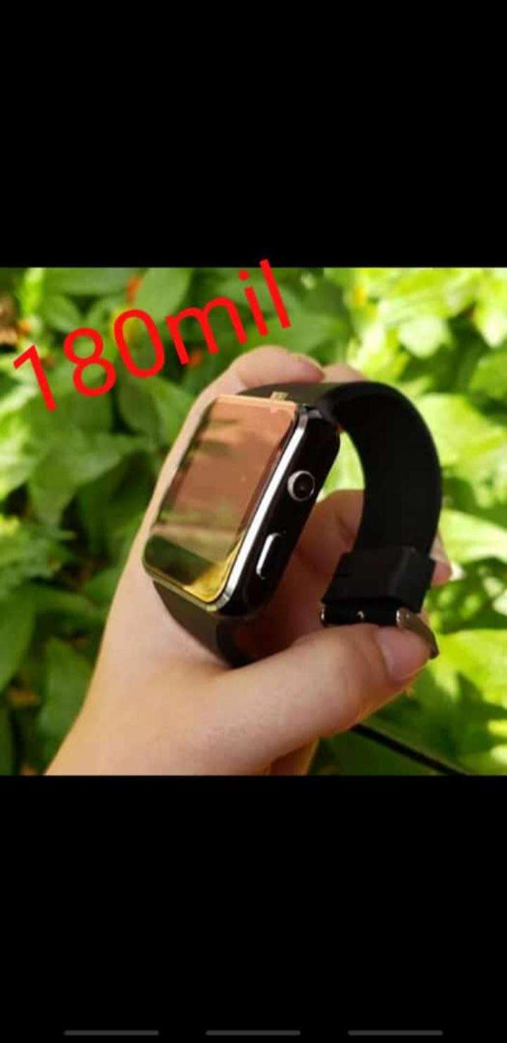 Smartwatch x6 - 0