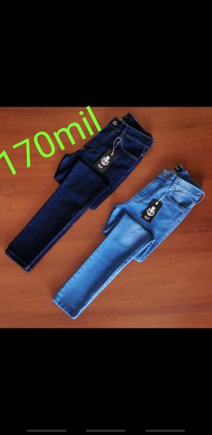 Jeans OVO para damas - 0