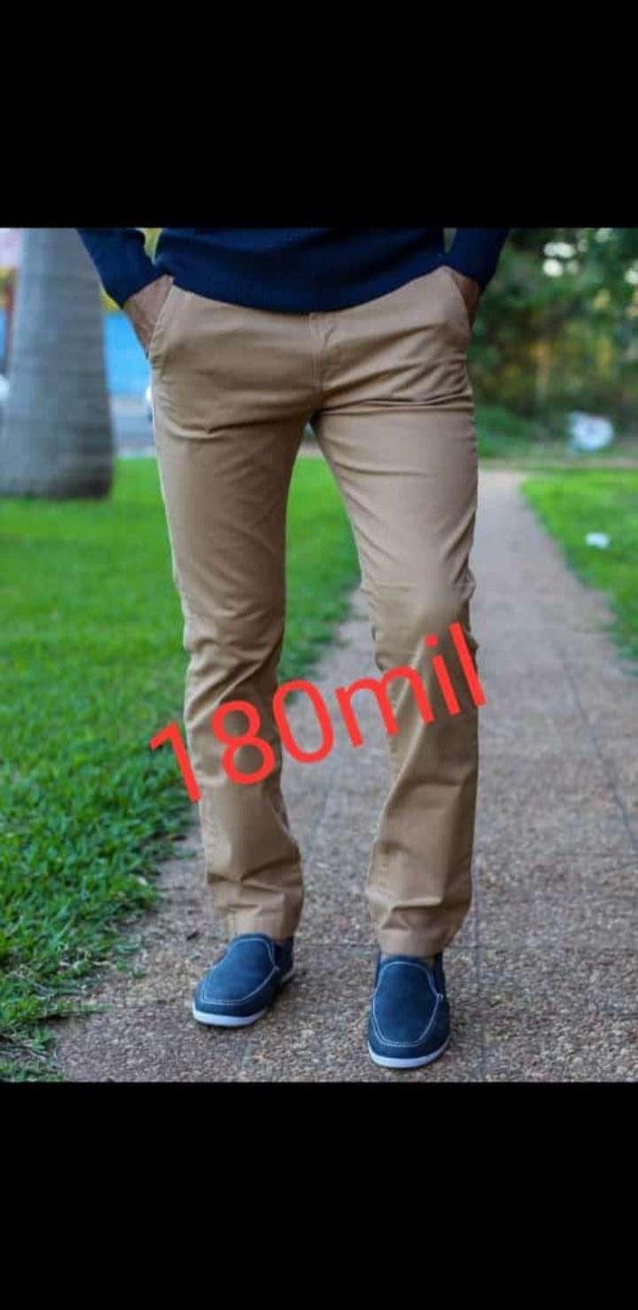 Pantalón para caballeros - 1