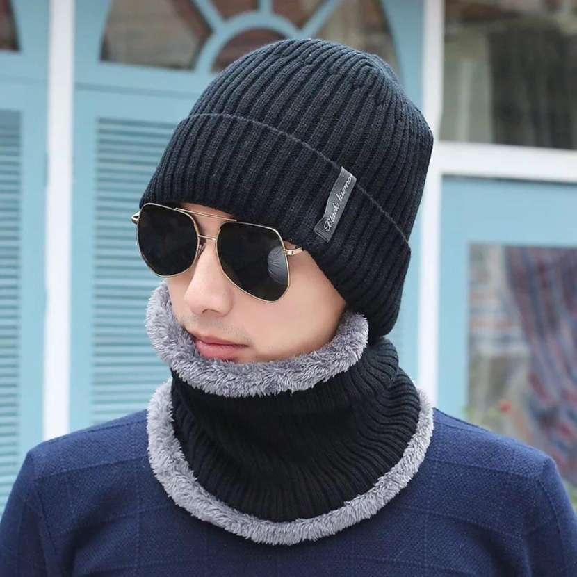 Gorra de lana - 2