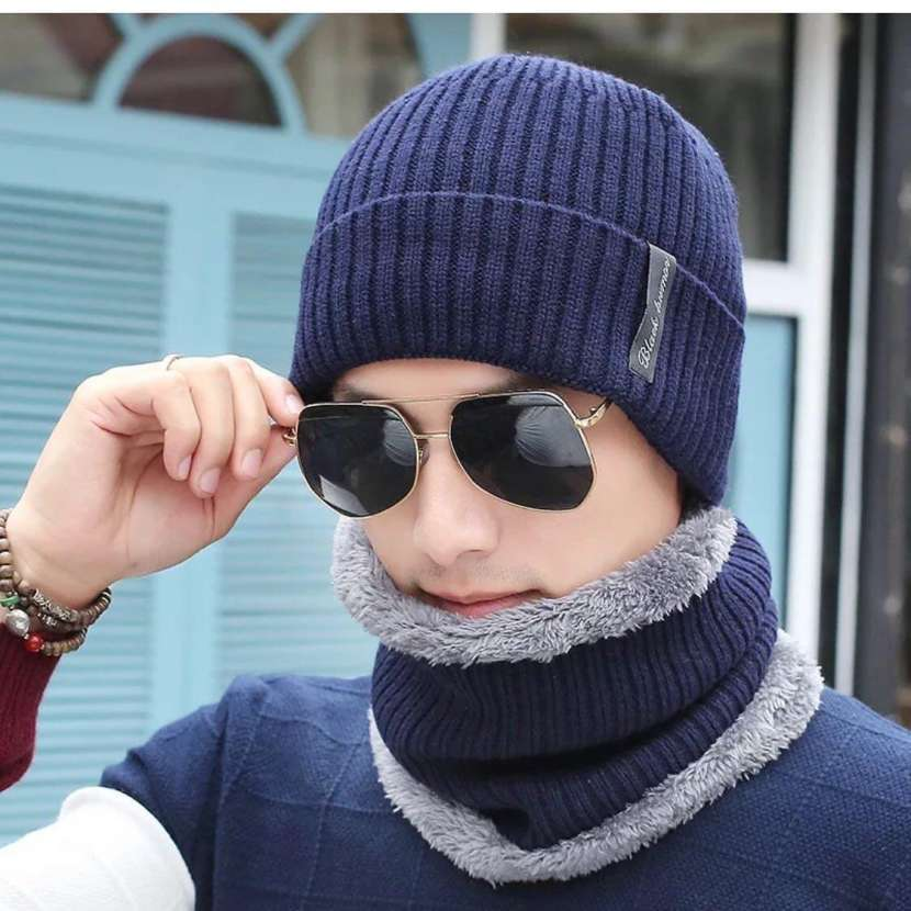 Gorra de lana - 3