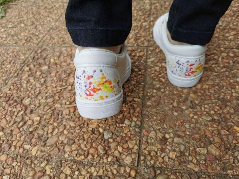 Sneakers Damas - 3
