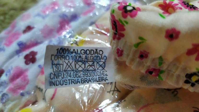 Bombachas brasileras 100% algodón - 6