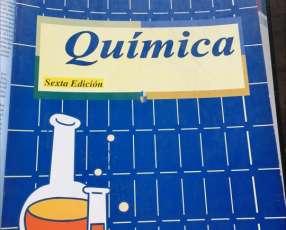 Libro de Química Alfonso (ingreso medicina y secundaria)
