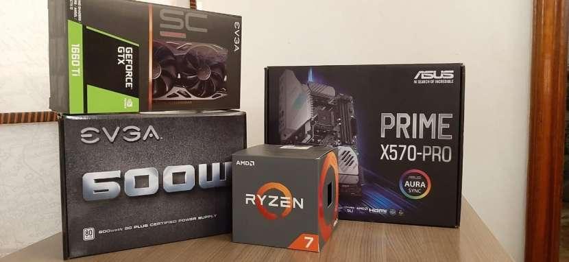 PC gaming Ryzen - 1