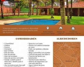 Residencia en B° Herrera de Asunción
