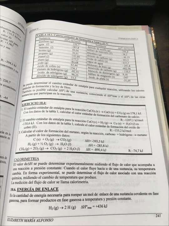 Libro de Química Alfonso (ingreso medicina y secundaria) - 2