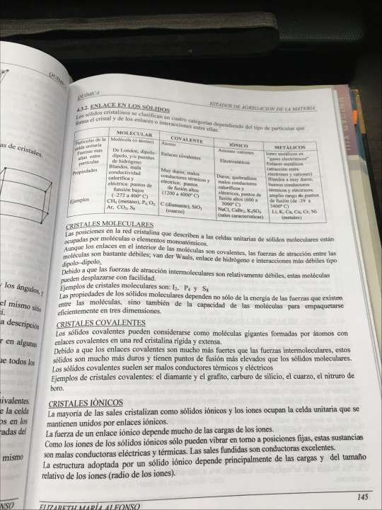 Libro de Química Alfonso (ingreso medicina y secundaria) - 1