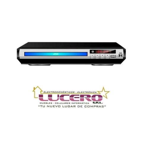 DVD Tokyo TOK1334 con entrada USB/HDMI tvdtok1334-n