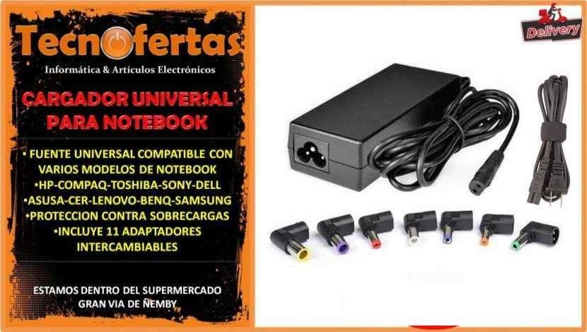 Cargador para notebook - 0