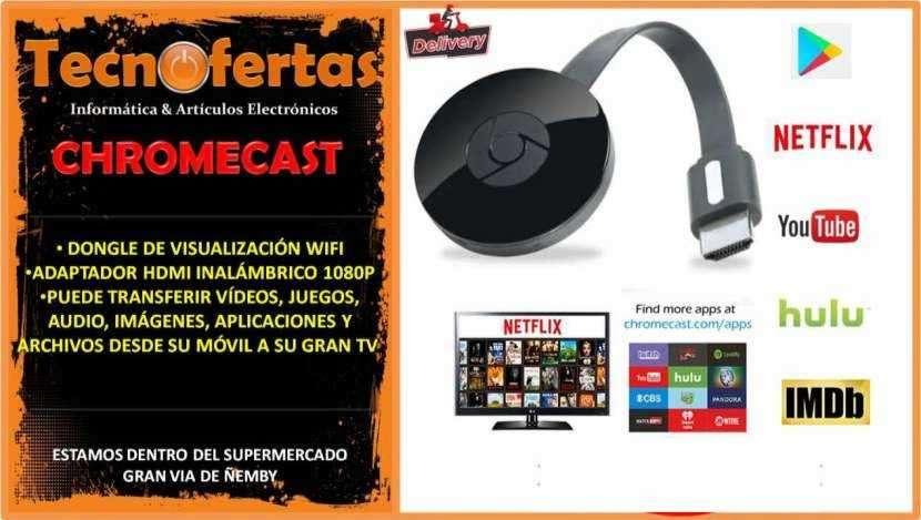 Chromecast - 0