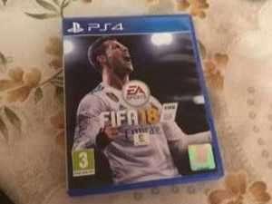 FIFA 18 para PS4 - 0