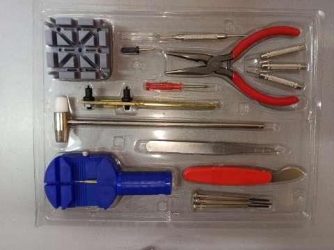 Kit de herramientas para relojería - 0