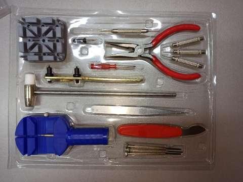 Kit de herramientas para relojería - 1