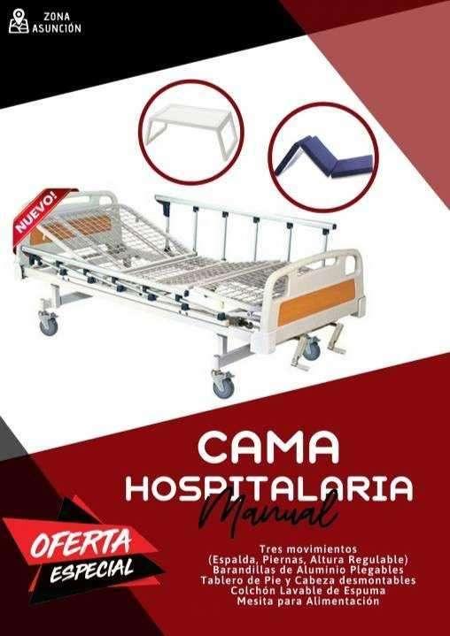 Cama hospitalaria - 0