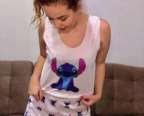 Pijamas diseñadas