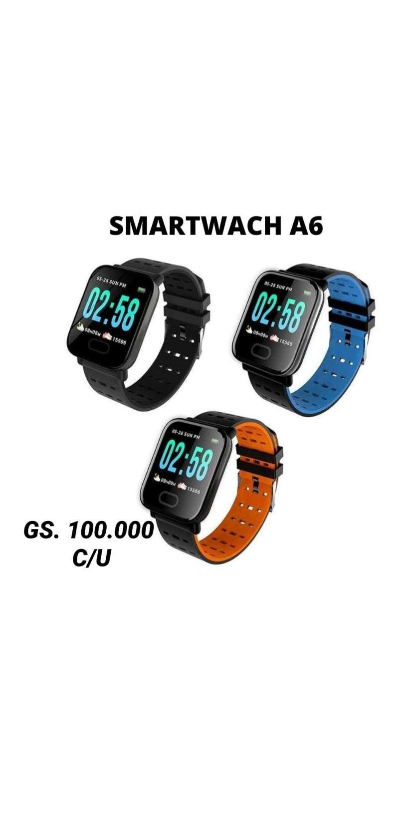 Smartband A6 - 0