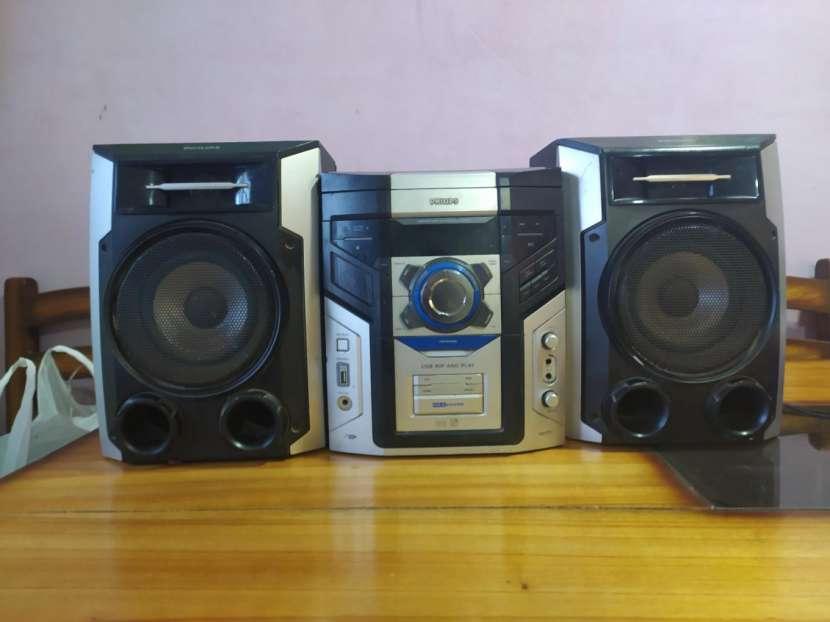 Minicomponente Philips - 0