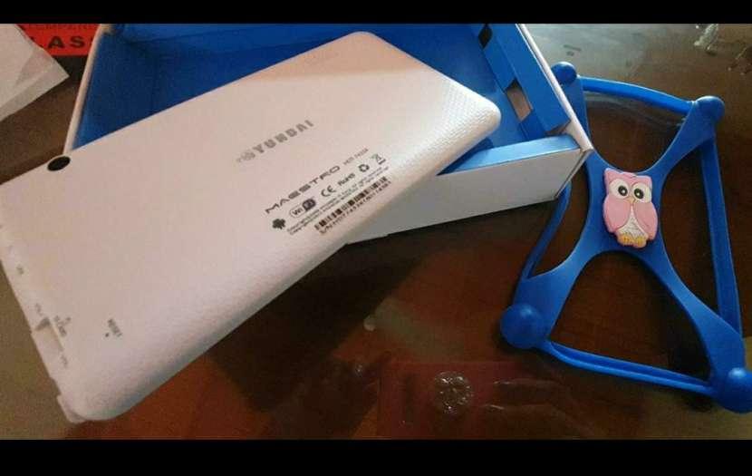 Tablet hyundai solo wifi - 0