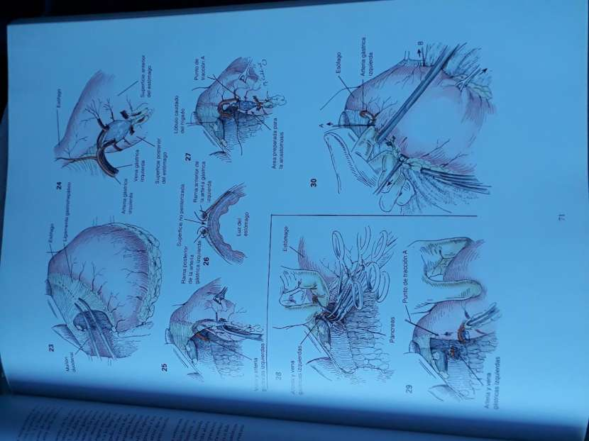 Libro Atlas a color de Procedimientos Quirúrgicos - 1