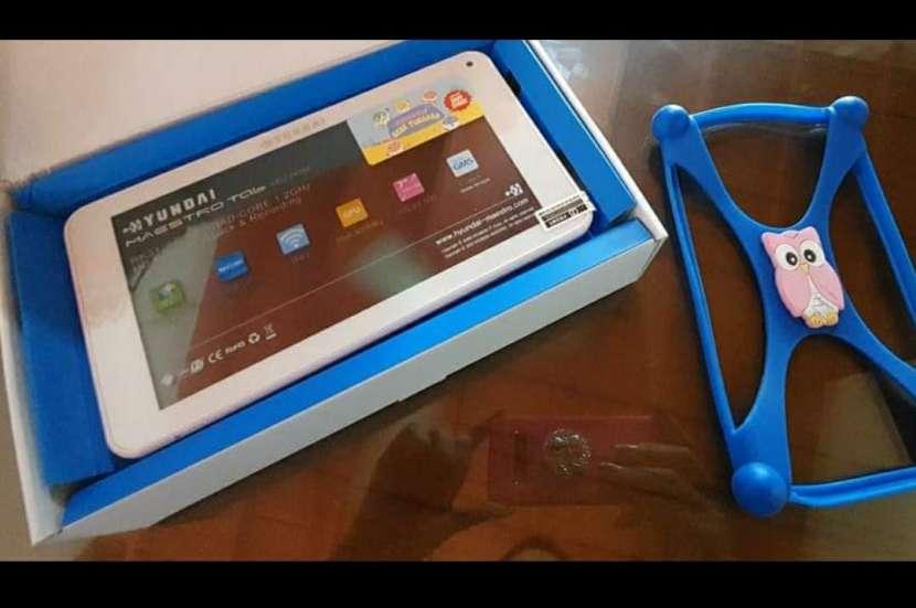 Tablet hyundai solo wifi - 1