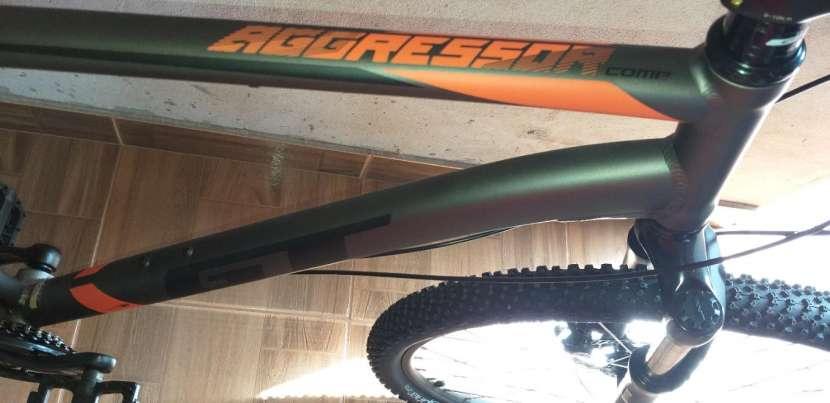 Bicicleta gt agressor aro 27,5 - 2