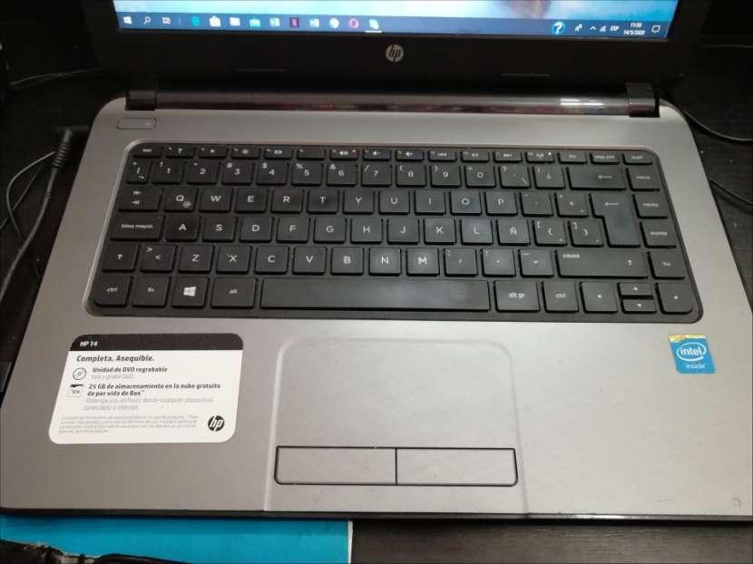 Notebook, Marca: HP, de color Gris de 14´ - 0