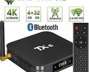 TV BOX 4 GB de RAM Android 9