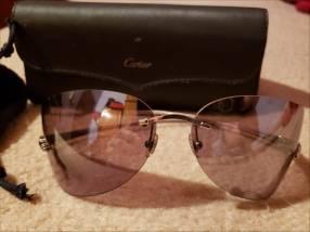 Cartier panthere gafas de sol original dama
