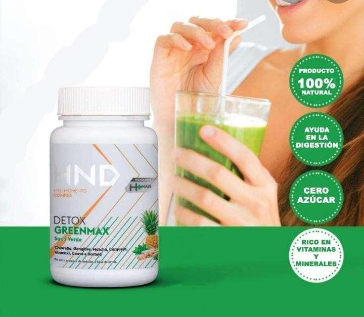 Tu jugo verde - detox - 0
