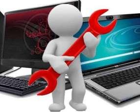 Servicio de mantenimiento de PCs y Notebboks