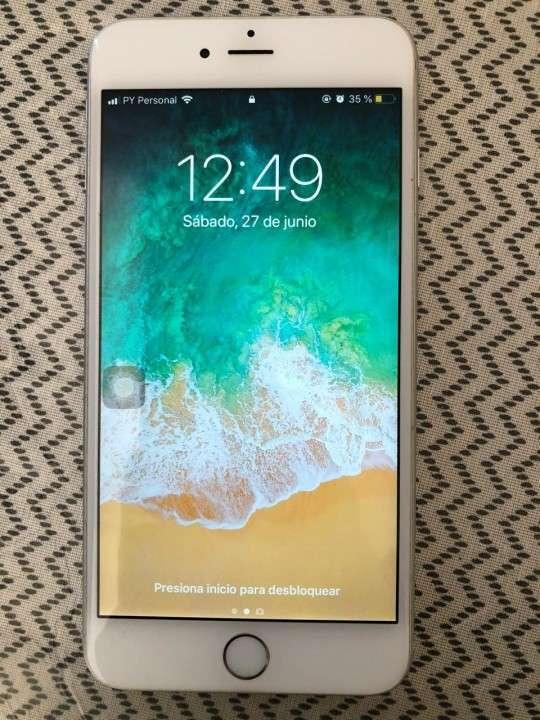 iPhone 6 Plus 128 gb - 0