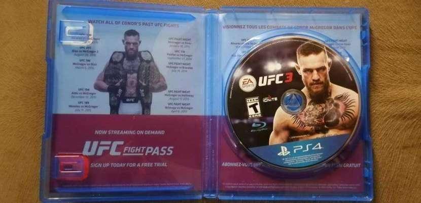 UFC 3 PS4 - 0