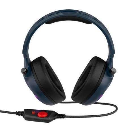 Auriculares gaming rgb usb 7.1 h2019u - 1