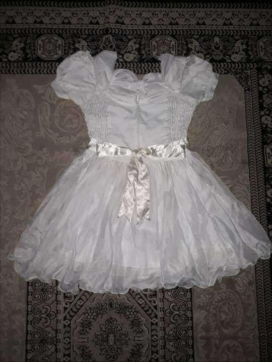 Vestido Infantil Blanco - 0